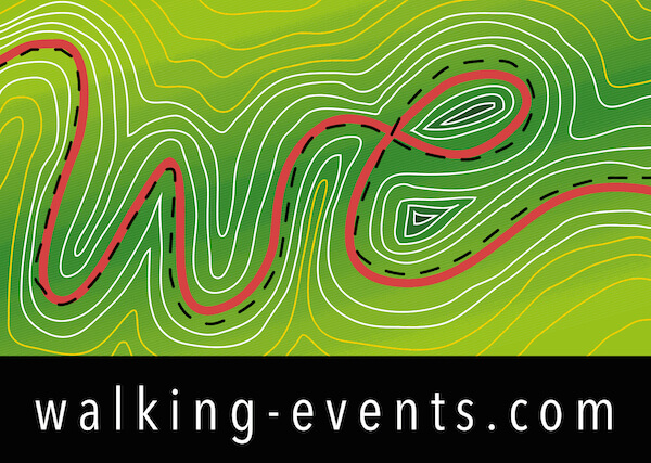 Logo Walking Events